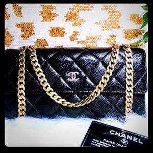 Auth Chanel Purse 🖤